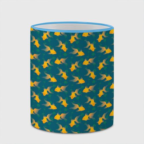 Кружка с полной запечаткой  Фото 03, Золотая рыбка