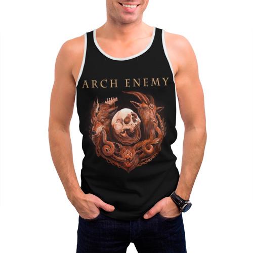 Мужская майка 3D  Фото 03, Arch Enemy
