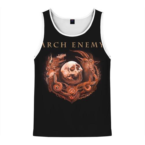 Мужская майка 3D  Фото 01, Arch Enemy