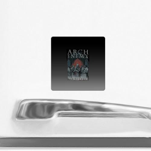 Магнит виниловый Квадрат Arch Enemy Фото 01