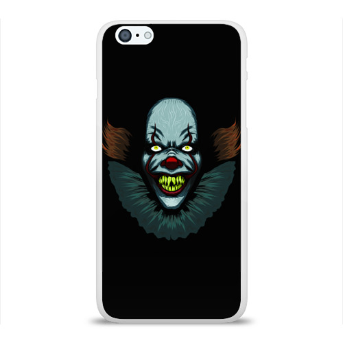 Чехол для Apple iPhone 6Plus/6SPlus силиконовый глянцевый  Фото 01, Clown