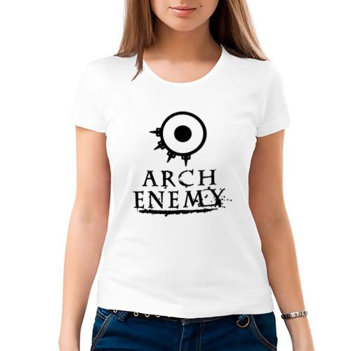 Женская футболка хлопок  Фото 03, Arch Enemy