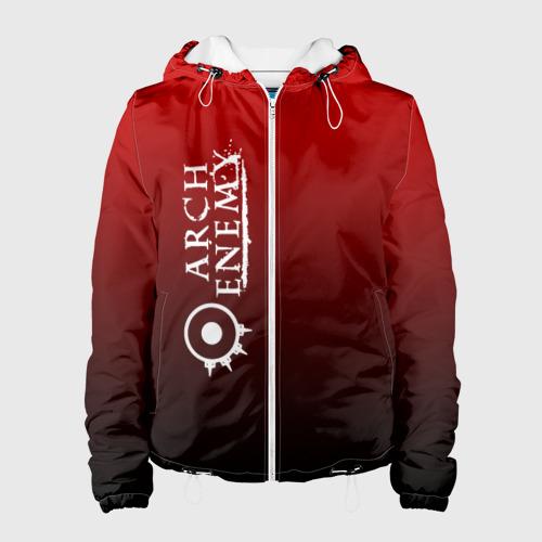 Женская куртка 3D  Фото 01, Arch Enemy