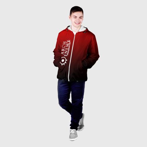 Мужская куртка 3D  Фото 03, Arch Enemy