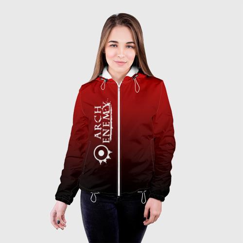Женская куртка 3D  Фото 03, Arch Enemy