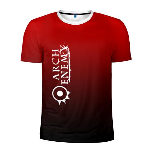 Мужская футболка 3D спортивная Arch Enemy