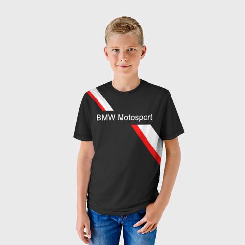 Детская футболка 3D Бмв | Bmw 2018 Line Collection