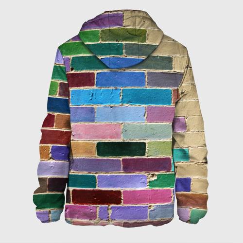 Мужская куртка 3D  Фото 02, Кирпичи