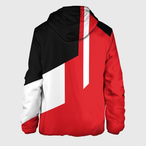 Мужская куртка 3D  Фото 02, Manchester United 2018 New