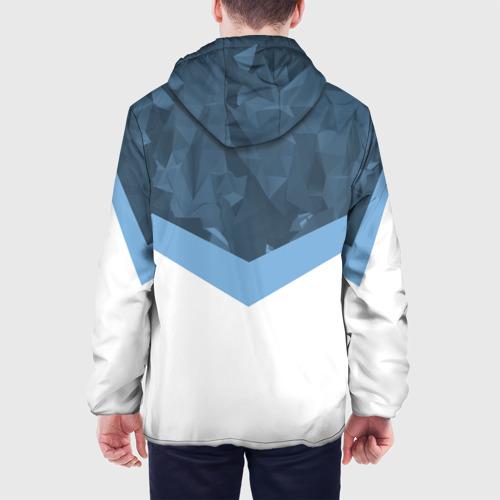 Мужская куртка 3D  Фото 05, Manchester city 2018 Sport