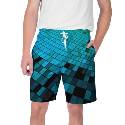 Мужские шорты 3D  Фото 01, Абстракция
