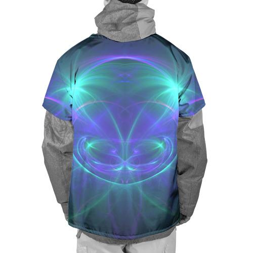 Накидка на куртку 3D  Фото 02, Fractal world