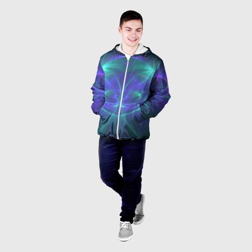 Мужская куртка 3D  Фото 03, Fractal world