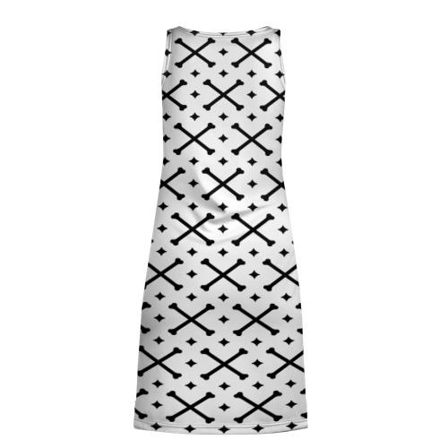Платье-майка 3D Кости Фото 01