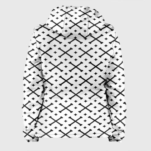 Женская куртка 3D Кости Фото 01