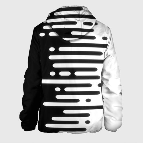 Мужская куртка 3D  Фото 02, Необычная геометрия!