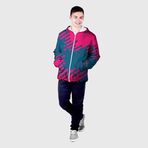 Мужская куртка 3D  Фото 03, Геометрия будущего