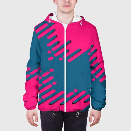Мужская куртка 3D  Фото 04, Геометрия будущего