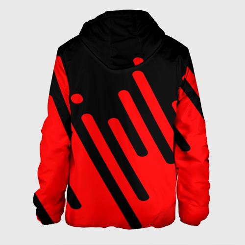 Мужская куртка 3D  Фото 02, Геометрия в движении!