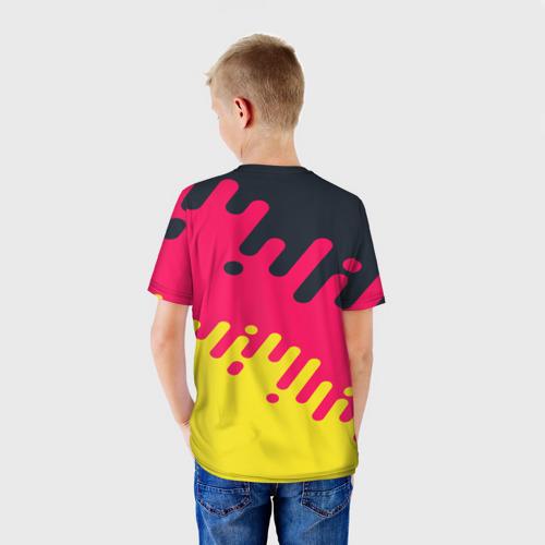 Детская футболка 3D  Фото 02, Узор