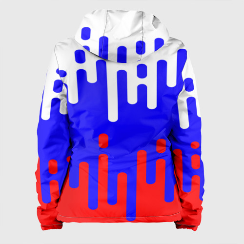 Женская куртка 3D  Фото 02, Русский узор