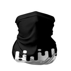 Чёрно-белый узор