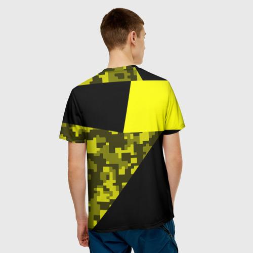 Мужская футболка 3D  Фото 02, Borussia Dortmund 2018 Sport
