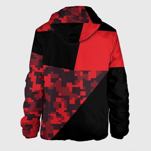 Мужская куртка 3D  Фото 02, Manchester United 2018 Sport