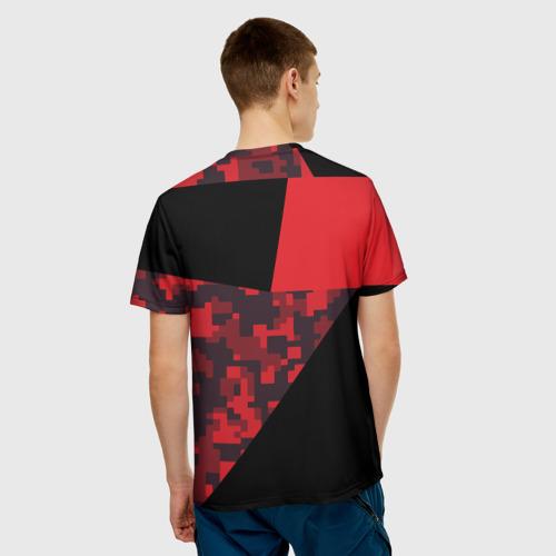 Мужская футболка 3D  Фото 02, Manchester United 2018 Sport