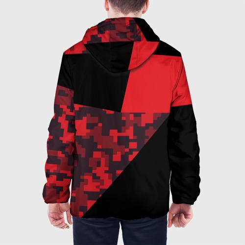 Мужская куртка 3D  Фото 05, Manchester United 2018 Sport
