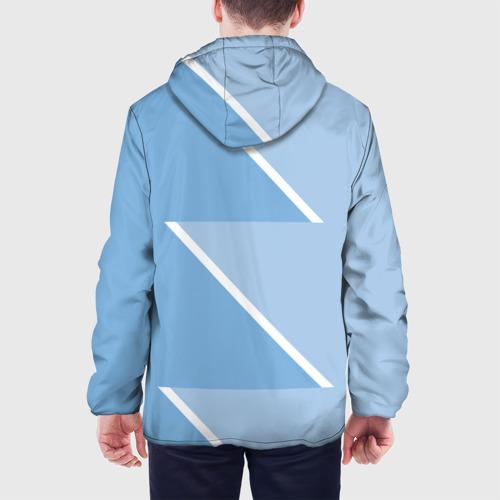 Мужская куртка 3D  Фото 05, Manchester city 2018 Storm