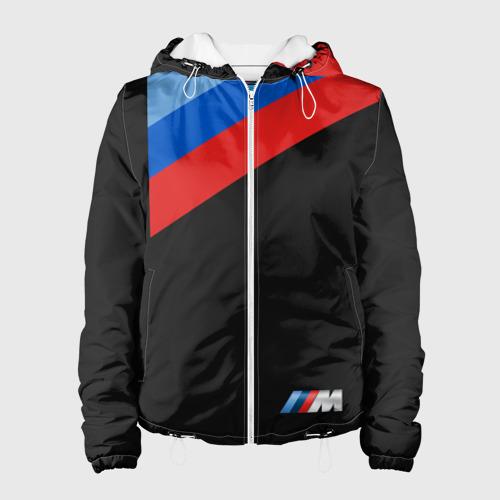 Женская куртка 3D  Фото 01, Бмв | Bmw 2018 Brand Colors