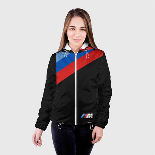 Женская куртка 3D  Фото 03, Бмв | Bmw 2018 Brand Colors