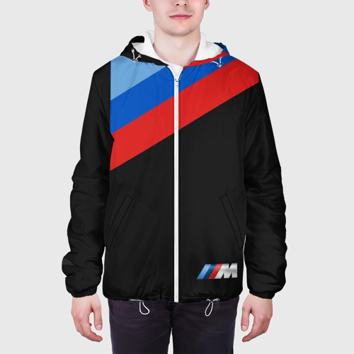 Мужская куртка 3D  Фото 04, Бмв | Bmw 2018 Brand Colors