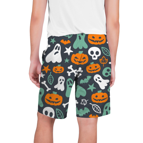 Мужские шорты 3D  Фото 02, Halloween