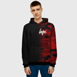 Hype Military Black Red