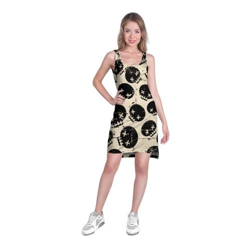 Платье-майка 3D  Фото 03, Halloween