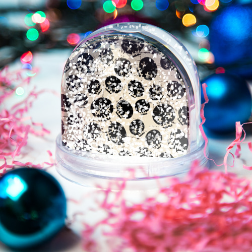 Водяной шар со снегом  Фото 04, Halloween