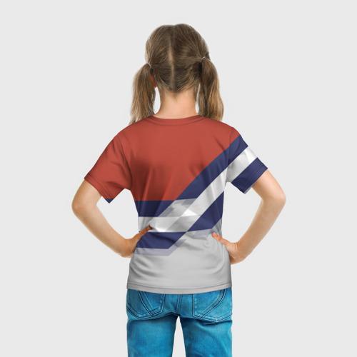 Детская футболка 3D  Фото 04, Атлетико Мадрид 2018