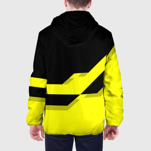 Мужская куртка 3D  Фото 05, FC Borussia Dortmund  2018