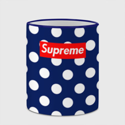Supreme White Circles 2018