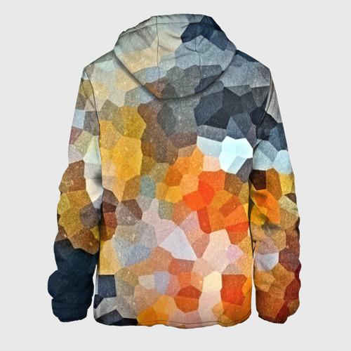Мужская куртка 3D  Фото 02, Мозаика в блеске