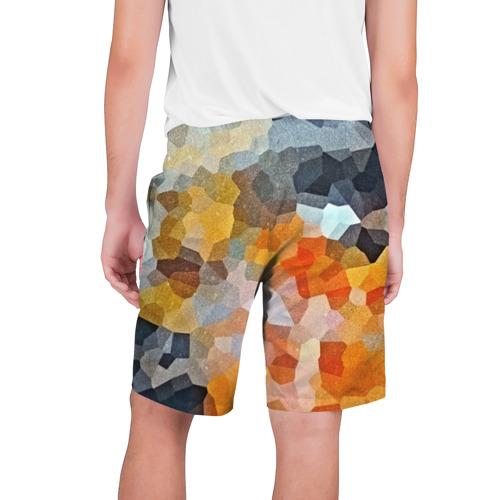 Мужские шорты 3D  Фото 02, Мозаика в блеске