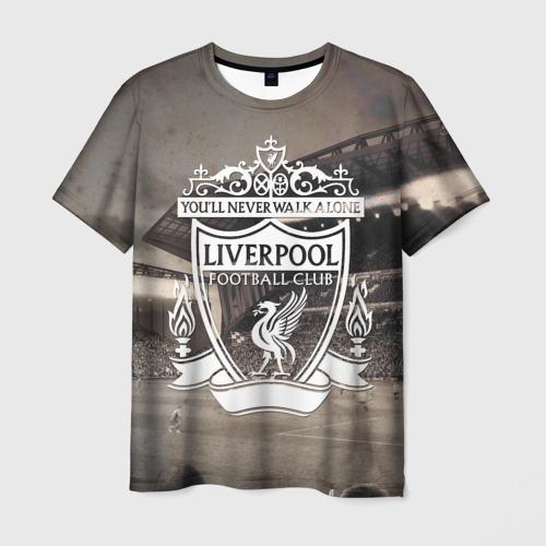 Мужская футболка 3D  Фото 03, Liverpool