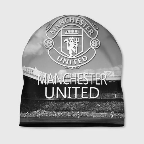 Шапка 3D  Фото 01, Man Utd