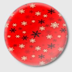 Мороз(красный)