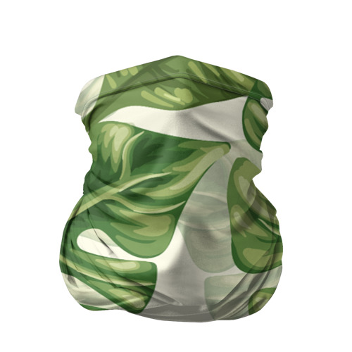 Бандана-труба 3D  Фото 01, Папоротник