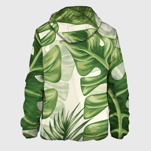 Мужская куртка 3D  Фото 02, Папоротник