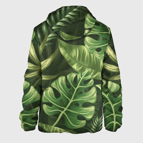 Мужская куртка 3D  Фото 02, Доисторический лес