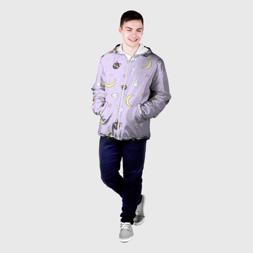 Мужская куртка 3D  Фото 03, Сейлор Мур